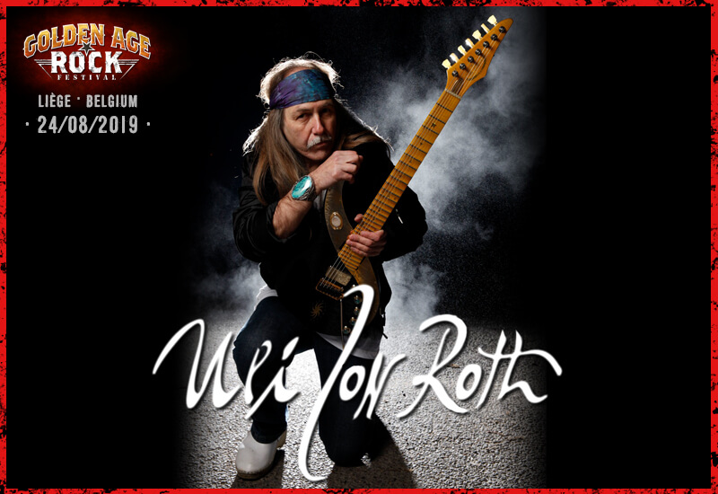 Uli Jon Roth plays Scorpions