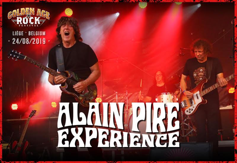 Alain Pire Experience