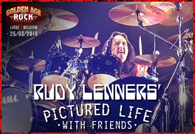 RUDY LENNERS' Pictured Life with Friends