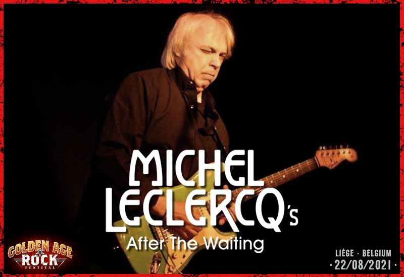 Michel Leclercq's After The Waiting